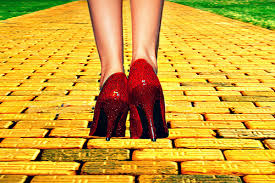 Goodbye, yellow brick road?