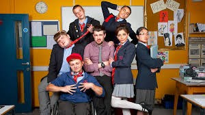 Jack Whitehall in the BBC series Bad Education - the kind of teacher you don't want to meet at parents' evening