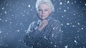 Dame Judi: Christmas cracker