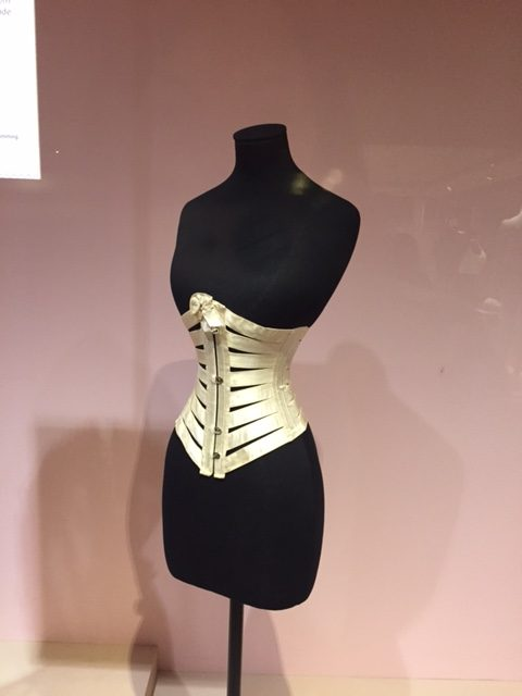 V&A Undressed exhibition