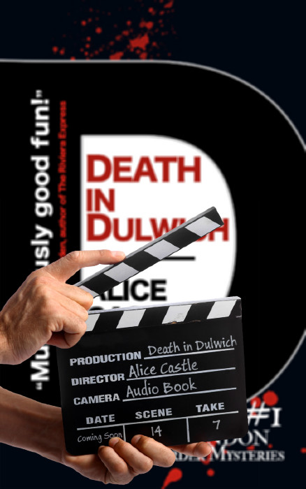 Death in Dulwich: Audio Book will be available soon