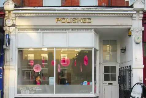 Polished Salon, Rosendale Road