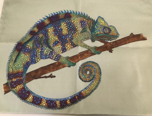 Wilful Ink Chameleon