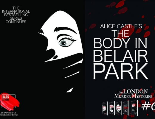The Body in Belair Park, number six in the London Murder Mysteries series