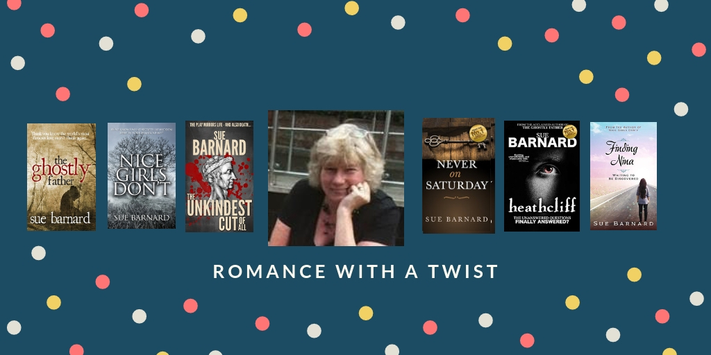 Sue Barnard: Romance with a Twist
