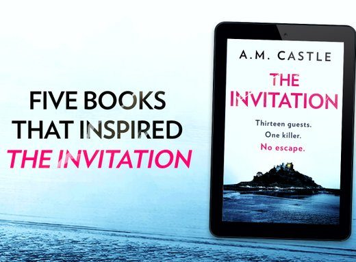 5 books that inspired The Invitation