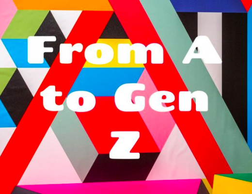 From A to Gen Z